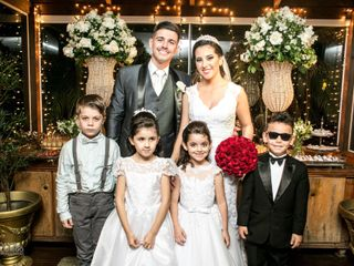 O casamento de Quézia  e Lauri 3