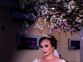 O casamento de Camila e Lucas 1