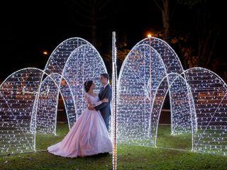 O casamento de Natielle e Tiago