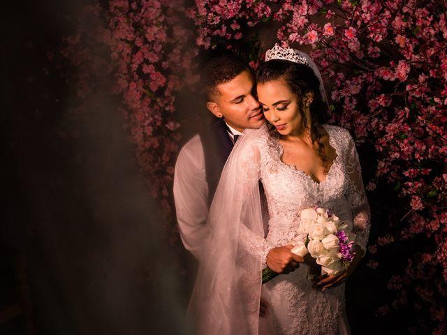 O casamento de Jennifer e Genivaldo