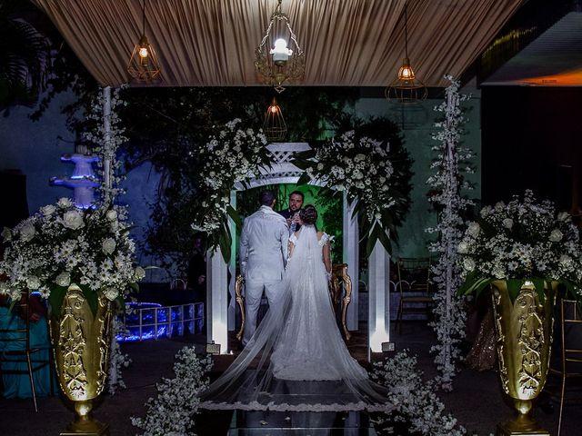 O casamento de Camila e Lucas