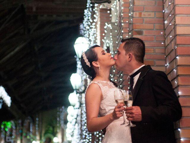 O casamento de Rafaela e Anderson