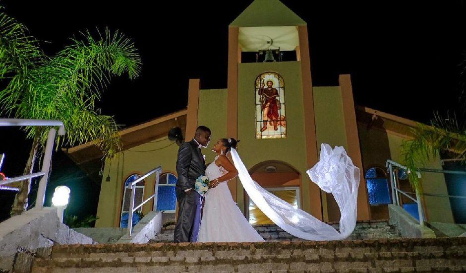 O casamento de Augusto  e Joice em Itajaí, Santa Catarina