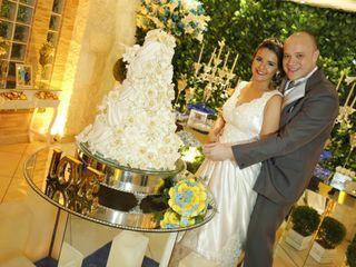 O casamento de Elen e Renato