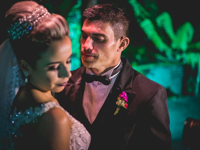 O casamento de Rosane e Kadu