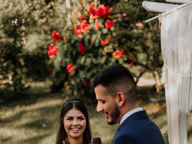 O casamento de Victor e Larissa em Gaspar, Santa Catarina 48