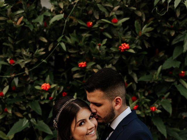 O casamento de Victor e Larissa em Gaspar, Santa Catarina 2