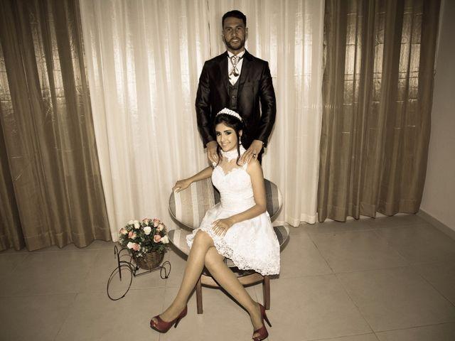 O casamento de Rosemary e Jhonny