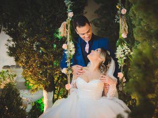 O casamento de Marcelli e Raphael