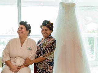 O casamento de Carla e Rafael 2