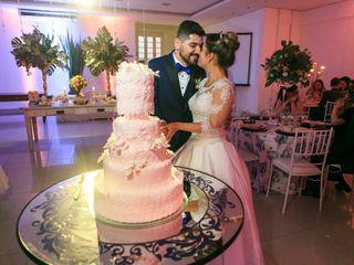 O casamento de Priscila e Yuri