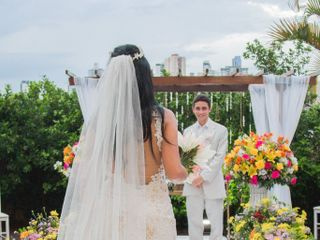O casamento de Tiago e Barbara 1