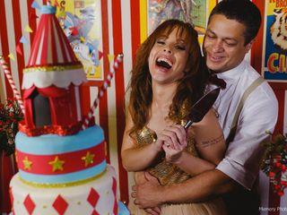 O casamento de Daiene e Mario
