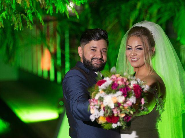 O casamento de Geórgia e Renato