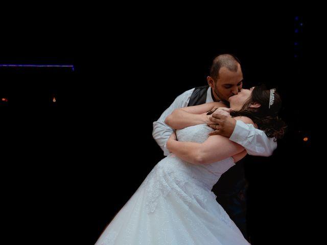 O casamento de Carla e Rafael