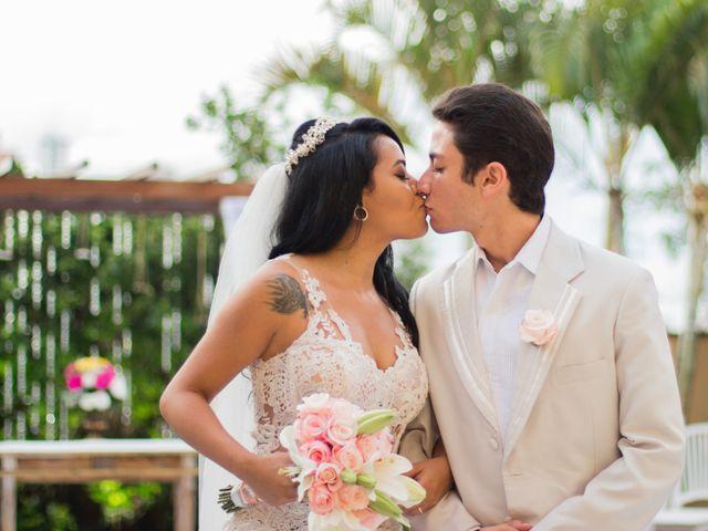 O casamento de Tiago e Barbara