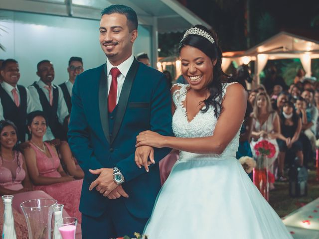 O casamento de Karen e Renan