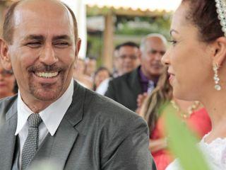 O casamento de Jandira e Nilson
