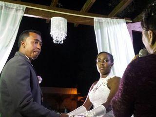 O casamento de Gabriela e João