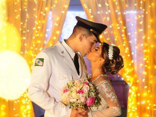 O casamento de Ana e Maike