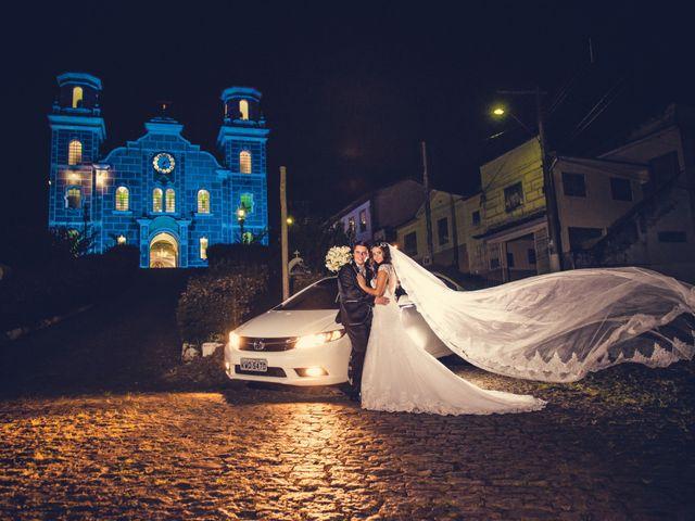 O casamento de Gabriella e Renan