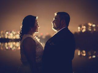 O casamento de Lucelene e Alexandre