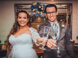 O casamento de Alice e Diego