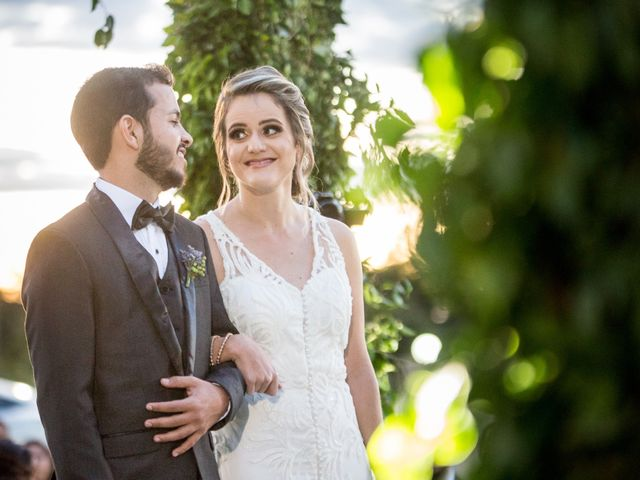 O casamento de Isabelle e Raphael