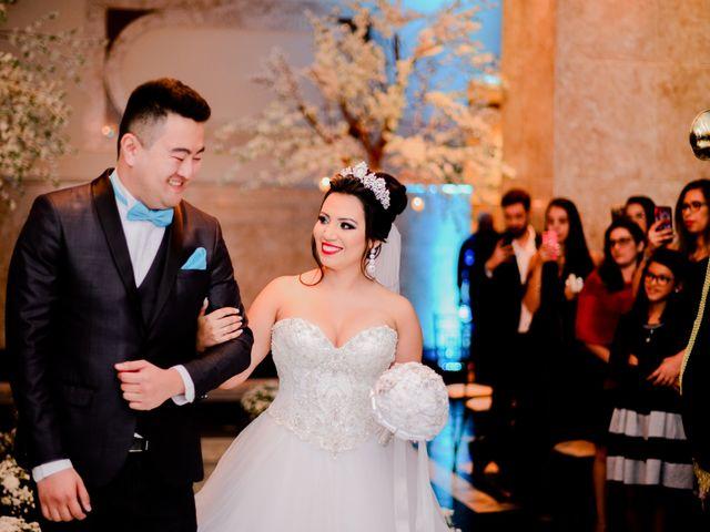 O casamento de Luana e Erico