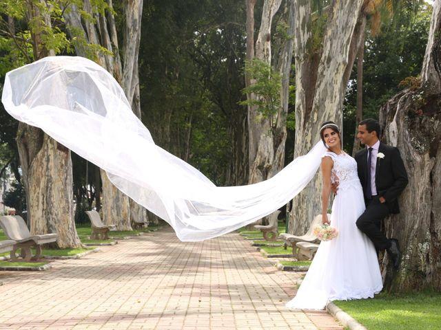 O casamento de Angélica e Saulo
