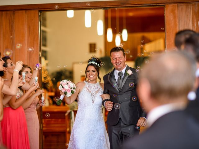 O casamento de Dirciana e Jacson
