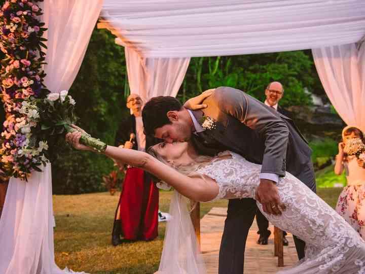 O casamento de Mari e Renan