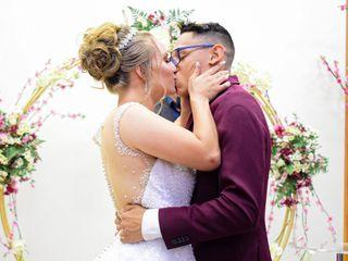 O casamento de Maria e Giovani 3