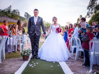 O casamento de Aline e Fernando 1
