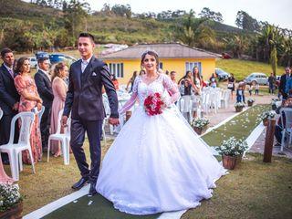 O casamento de Aline e Fernando 2