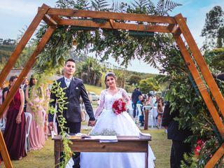 O casamento de Aline e Fernando 3
