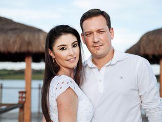 O casamento de Marcela e Nathan
