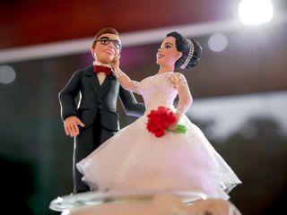 O casamento de Thayanne e Abner 3