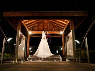 O casamento de Thayanne e Abner