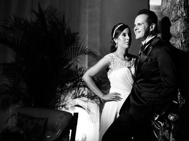 O casamento de Rachel e Fabio