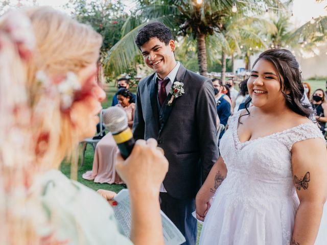 O casamento de Johnny e Alice em Natal, Rio Grande do Norte 1