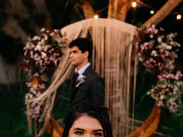 O casamento de Johnny e Alice em Natal, Rio Grande do Norte 5