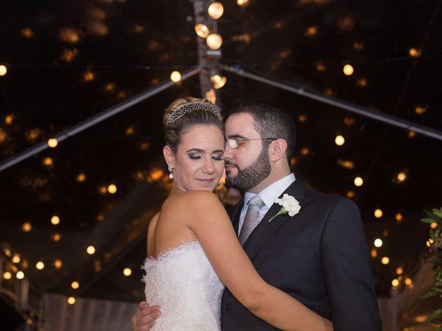 O casamento de Milena e Francisco