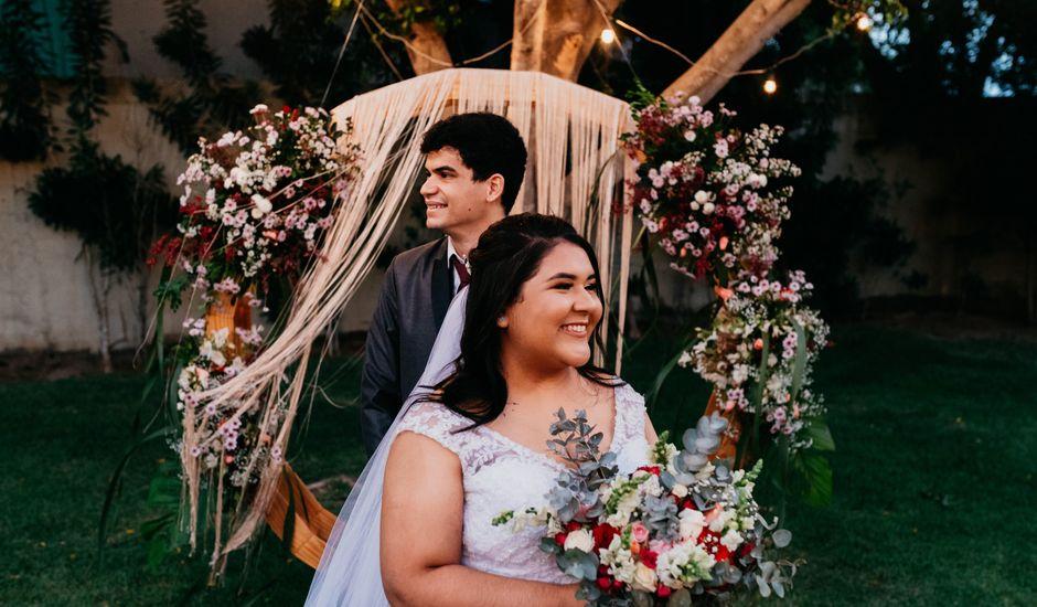 O casamento de Johnny e Alice em Natal, Rio Grande do Norte