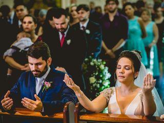 O casamento de Iasmim  e Rodrigo