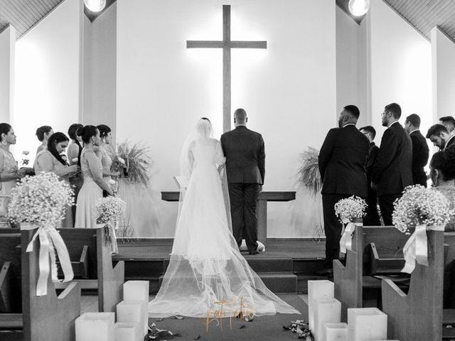 O casamento de Jacqueline e Giulliano em Curitiba, Paraná 5