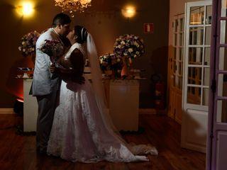 O casamento de Juliana e Edgar