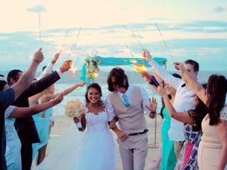 O casamento de Mayara e Weverton