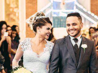 O casamento de Jessica e Marlon