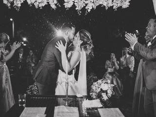 O casamento de Camila  e Johnny